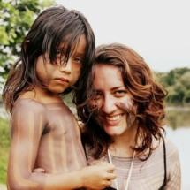 Irigaray Castro and Child Pic